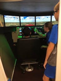 "UD Aviation on Twitter: ""This week marks the beginning of UD for Kids 2019!  Students are learning lots with hands-on experience in the RedBird  simulator.… https://t.co/Tsj3ggZYYZ"""