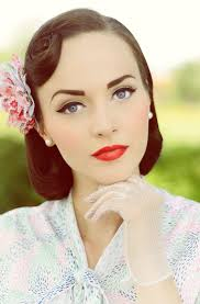 1940s hair and makeup 2020 ideas