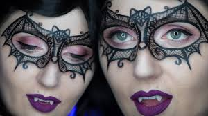 bat mask makeup tutorial saubhaya makeup