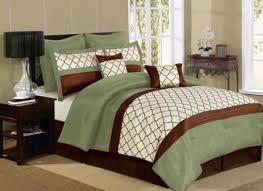 park avenue comforter set sage green