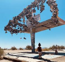 Gas Island Shoe Tree In Rice Ca
