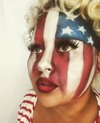 55 awesome fourth of july makeup ideas