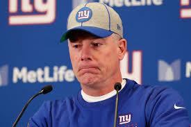 Pat Shurmur's final words as Giants upheaval returned