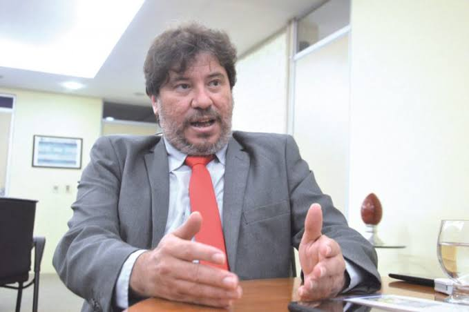 """Resultado de imagem para O secretário de Planejamento e das Finanças do Rio Grande do Norte, Aldemir Freire,"""""""