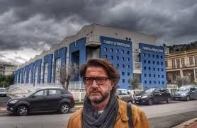 Campus di Ematologia, Palermo, foto Ivano Iaia: Giuseppe Cutino, 49 anni,  figlio di Franco, fondatore del Campus ematologico dedicato a sua figlia  Piera, ha seguito le orme del padre, e gestisce assieme