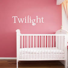 Twilight Vinyl Wall Art Sticker Quotes Edward Bella Love Wall Decals For Girls Room Decoration Stickers Quotes Wall Decalswall Art Stickers Aliexpress