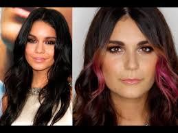 vanessa hudgens makeup tutorial you