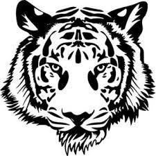 Oracal Tiger Head Wild Cat Car Truck Wall Window Vinyl Sticker Decal 6