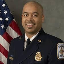 Reginald Johnson to lead Charlotte Fire Department