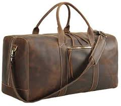top 15 best leather duffel bags in 2020