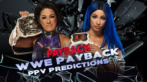 WWE Payback 2020 PPV Predictions