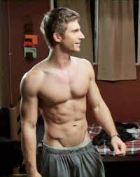 aaron milo was in the fourth movie of the Eating Out series. They won't win  anyone an oscar, but they are really fun to w…   Shirtless men, Four movie,  Normal guys