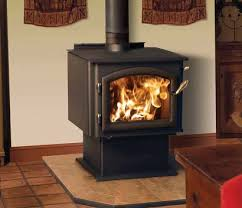 existing chimney with new stove