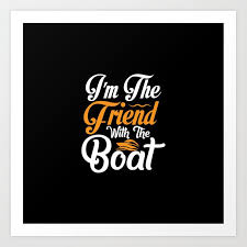 funny boat pontoon capn owner