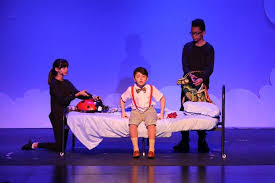 MS drama scores with James and the Giant Peach