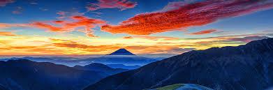 4k landscape 8k panorama mount fuji