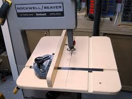 Shop Made Band Saw Table Rip Fence Or Save More Than 100 Bandsaw Bandsaw Projects Woodworking