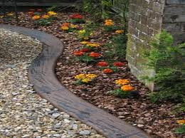 garden border edging and lawn edging