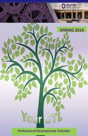 2019 Spring CTL Professional Development Calendar by The Maricopa Community  Colleges - issuu