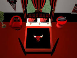 mod the sims chicago bulls bedroom