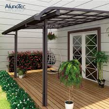 polycarbonate patio roof awnings