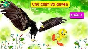 Bài 3: Chú chim vô duyên - Bé tập đọc truyện P1 - YouTube