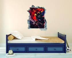 Lego Ninjago Black Samurai Wall Decal Egraphicstore