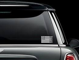 Bullet American Flag Car Truck Window Decal And 50 Similar Items