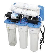 Máy Lọc Nước RO 6 Cấp Không Vỏ Aquafilter - Tác giả AQuafilter
