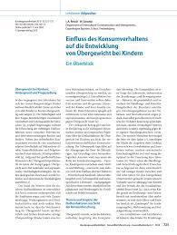 pdf einfluss des konsumverhaltens auf