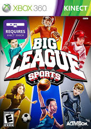 Big League Sports for Kinect - Xbox 360 ...