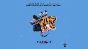 gucci gang wallpaper new wallpapers