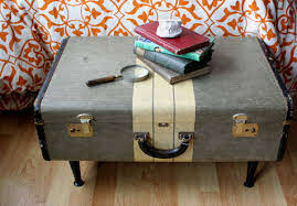 ashley s vintage suitcase coffee table