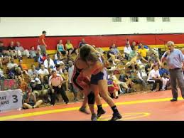 2012 Canada Cup: 72 kg Adeline Gray (USA) vs. Erica Wiebe (CAN) - YouTube