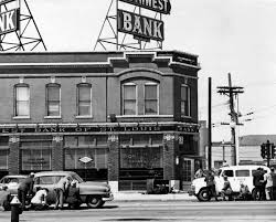 Fast action foils bank robbery of Southwest Bank in 1953 | Law and order |  stltoday.com