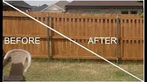 How To Fill In Gaps Under A Privacy Fence
