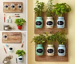 diy mason jar herb garden ideas the whoot