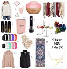15 gifts for her under 50 the miller
