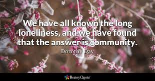 dorothy day quotes inspirational quotes at brainyquote