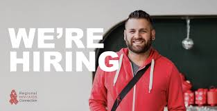 We're hiring! We are currently in search... - Regional HIV AIDS Connection  | Facebook