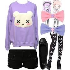 clothing s pastel goth clothing