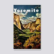 Yosemite Wall Decals Cafepress