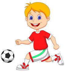 Football Papercraft Kid Football Player Cartoon Image E 900—1000 ...