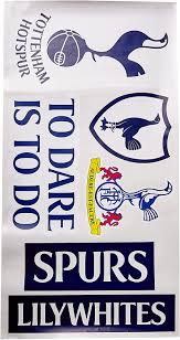 Football Wall Car Sticker Decal Sticker Any Size Colour Tottenham Hotspur F C