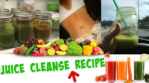 juice cleanse recipe for weight loss