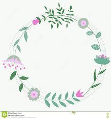 Marco Floral Para Casarse Invitaciones Y Cumpleanos De Las