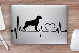 Cute Dog Laptop Sticker Decals Laptop Pvc Vinyl Decal Laptop Skin Decoration Laptop Skins Aliexpress