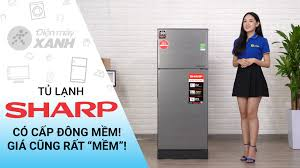 Tủ lạnh Sharp SJ-X201E-DS giá rẻ, có trả góp 06/2020