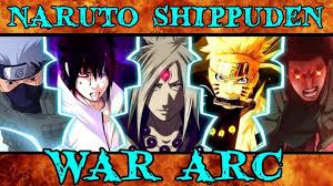 What the 4th War Nails & Fails - Naruto Shippuden War Arc - YouTube