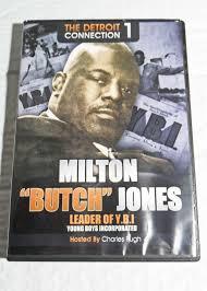 Milton Butch Jones: The Detroit ...
